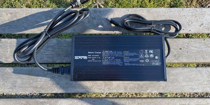 2019 Voltbike Yukon 750 Portable Battery Charger