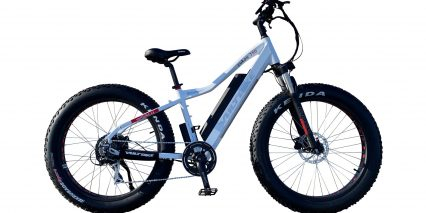 2019 Voltbike Yukon 750 Stock 17 Inch High Step White