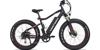 2019 Voltbike Yukon 750 Stock 20 Inch High Step Black