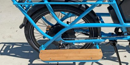 Blix Packa Running Boards Bamboo Decks 7 Speed Shimano Acera