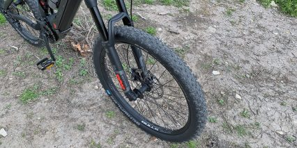 Bulls E Stream Evo Am 3 27 5 Plus Fox Front Suspension Fork