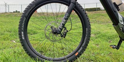 Bulls E Stream Evo Am 4 27 5 Plus Magic Mary Front Tire 203 Hydraulic Brake