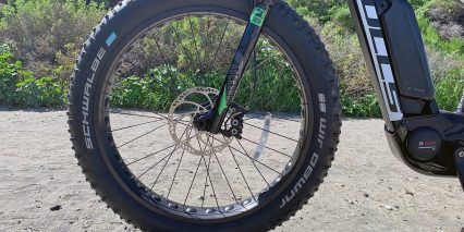 Bulls Monster E S Front Suspension Magura Hydraluic Disc Brake