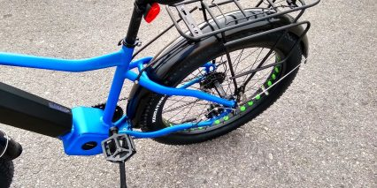 Eunorau Fat Hd Rearwheel Rack