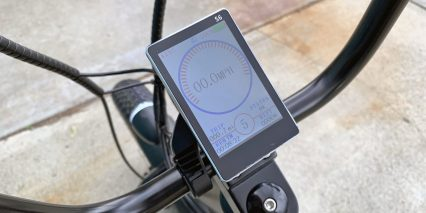 Revolve The Chopper Color Display