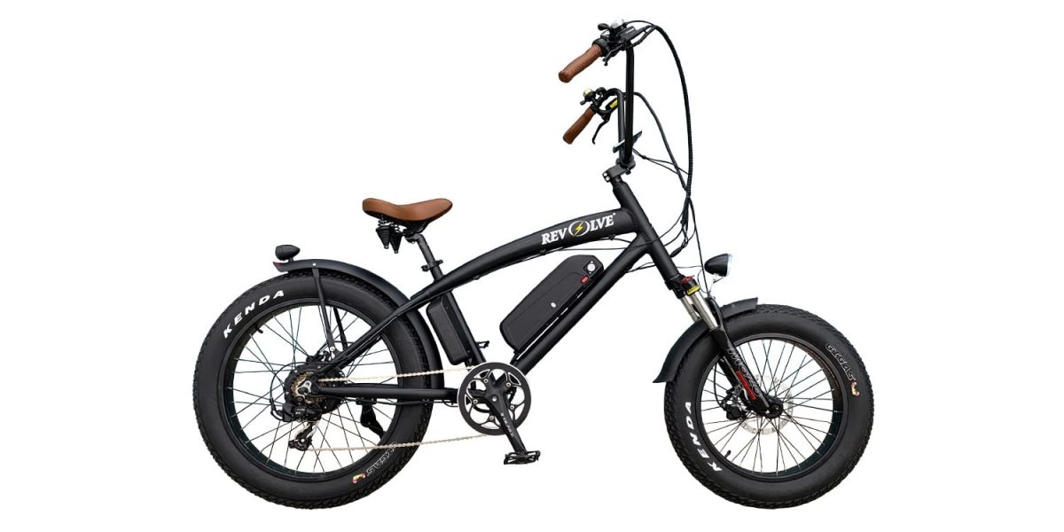 Revolve The Chopper Electric Bike Review