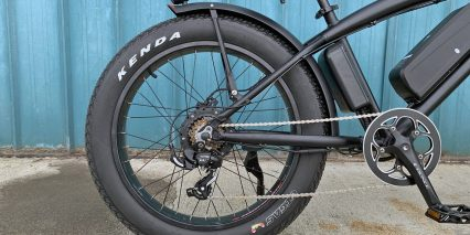 Revolve The Chopper Kenda Gigas Fat Tire Hub Drive