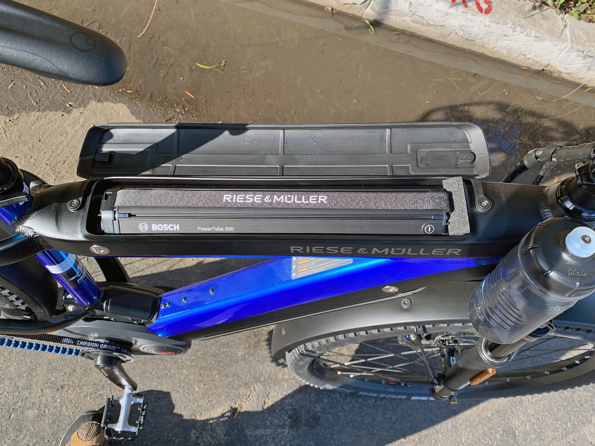 fd33a588386 Riese & Müller Supercharger GX Rohloff HS Review - Prices, Specs ...