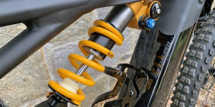 Specialized Turbo Kenevo Expert Ohlins Rear Spring Suspension