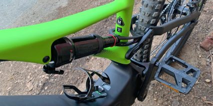 Specialized Turbo Levo Expert Rockshox Deluxe Rt3 Rear Air Shock