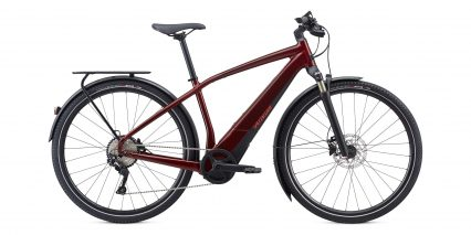 Specialized Turbo Vado 4 0 High Step Red