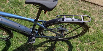 Specialized Turbo Vado 5 0 Integrated Rear Rack Saddle