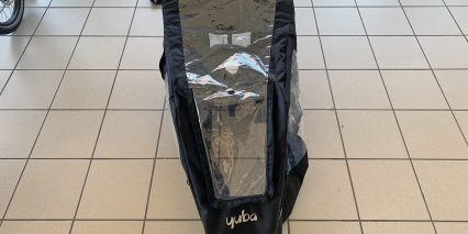 Yuba Supermarche Optional Front Box Cover Front View