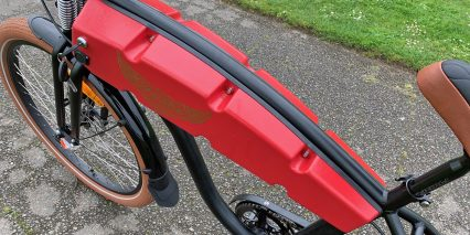 2019 Ariel Rider N Class Integrated Top Tube Battery