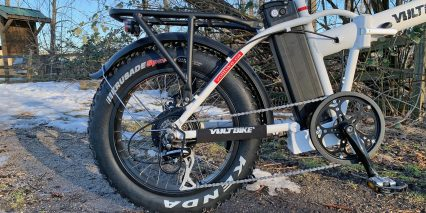 2019 Voltbike Mariner 500watt Hub Drive Rear Rack