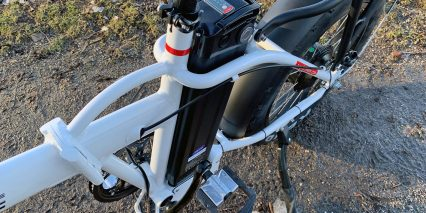 2019 Voltbike Mariner Seat Post Mounted Battery