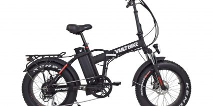 2019 Voltbike Mariner Stock Folding Black