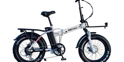 2019 Voltbike Mariner Stock Folding White
