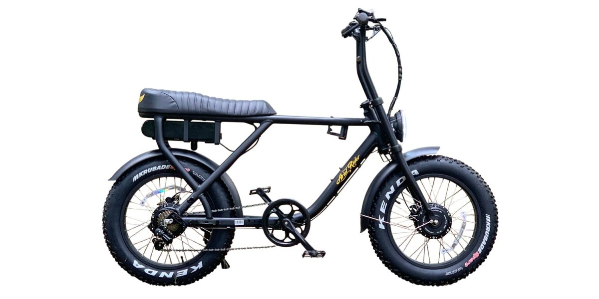 Ariel Rider D Class Electric Bike Review