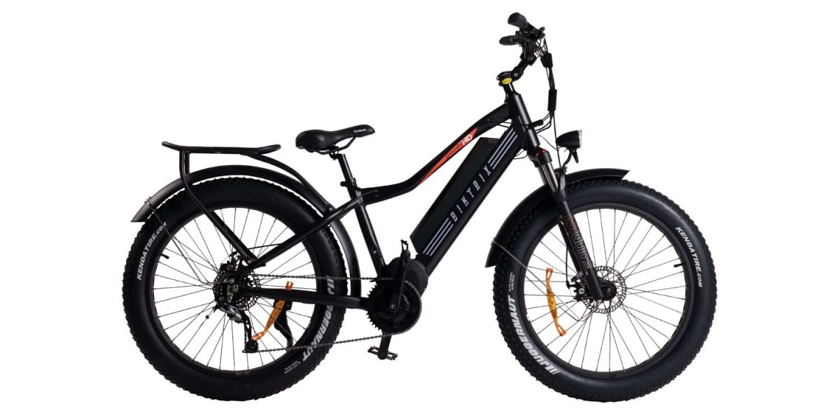 Biktrix Juggernaght Classic Hd Electric Bike Review