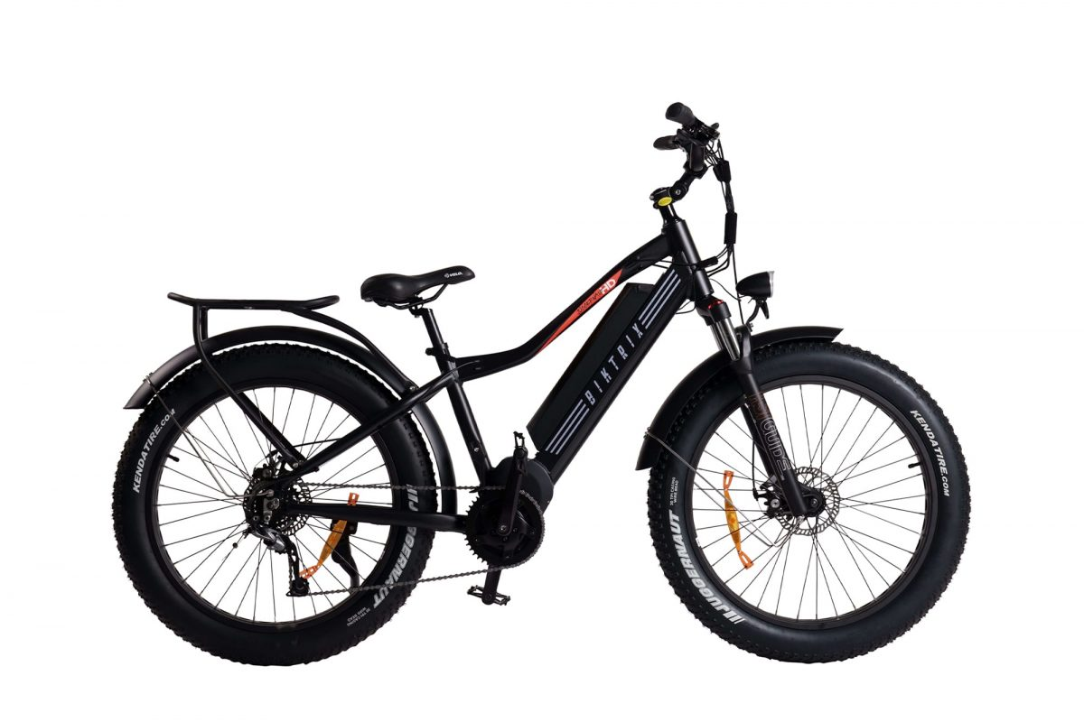 MOTORIZED BICYCLE AND BICYCLE Pro-HD Double Kickstand