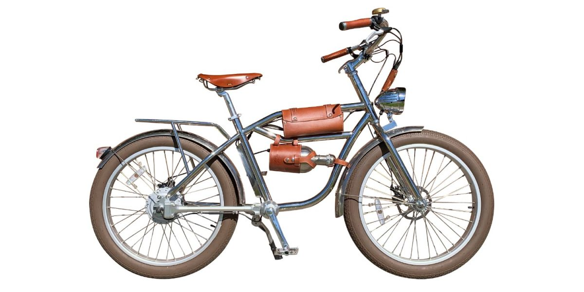 California Bicycle Factory Retro R Electric Bike Review