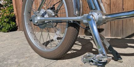 California Bicycle Factory Retro R Single Speed Shaft Drive