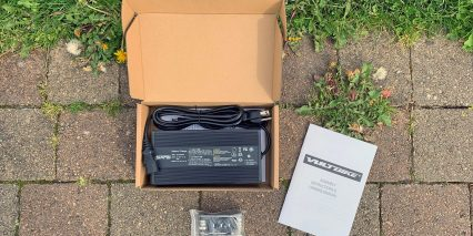 Voltbike Outback 5amp Charger Welcome Kit