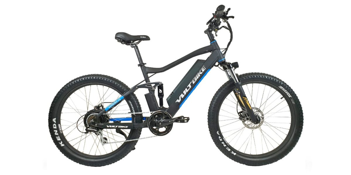 Voltbike Outback Electric Bike Review