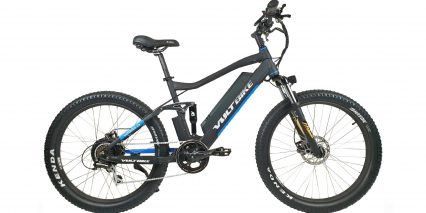 Voltbike Outback Stock High Step Black