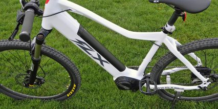 2019 Flx Trail Frame Integrated Battery