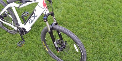 2019 Flx Trail Sr Suntour Suspension Fork Hydraulic Disc Brakes