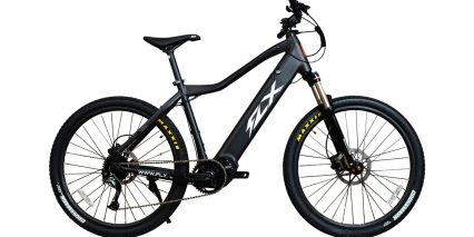 2019 Flx Trail Stock High Step Black