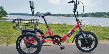 2019 Liberty Trike Electric Tricycle