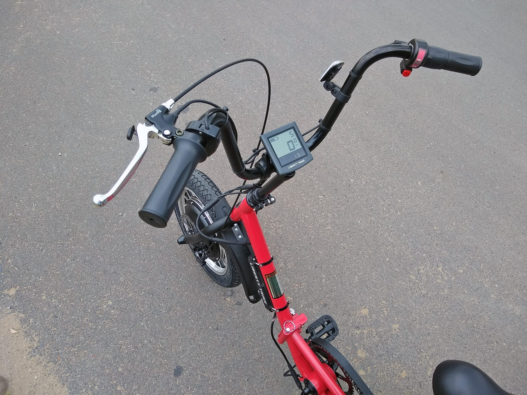 Liberty Trike Electric Tricycle Review - Prices, Specs, Videos, Photos