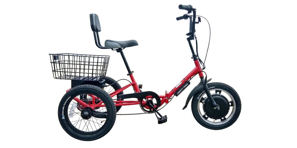 Liberty Trike Electric Tricycle Review - Prices, Specs