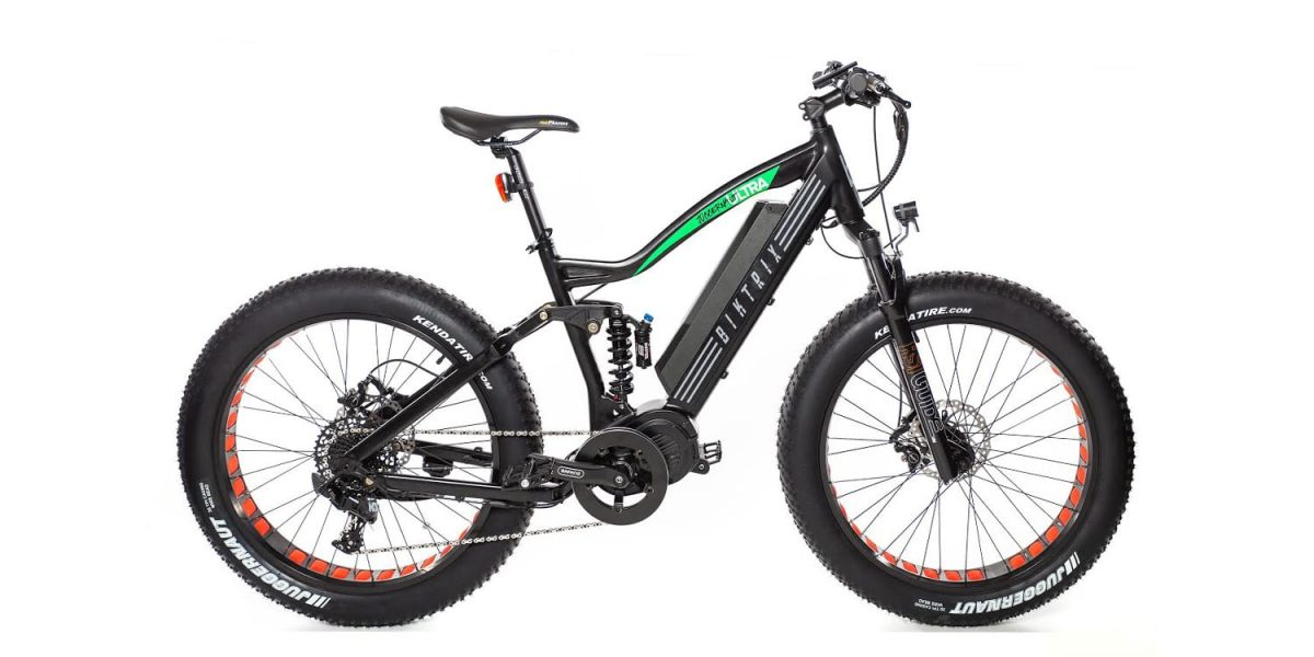 Biktrix Juggernaut Ultra Fs Electric Bike Review