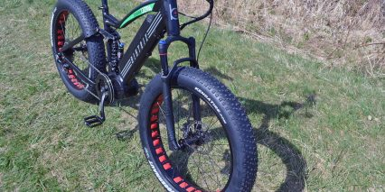 Biktrix Juggernaut Ultra Fs Rock Shox Bluto Front Suspension Fork