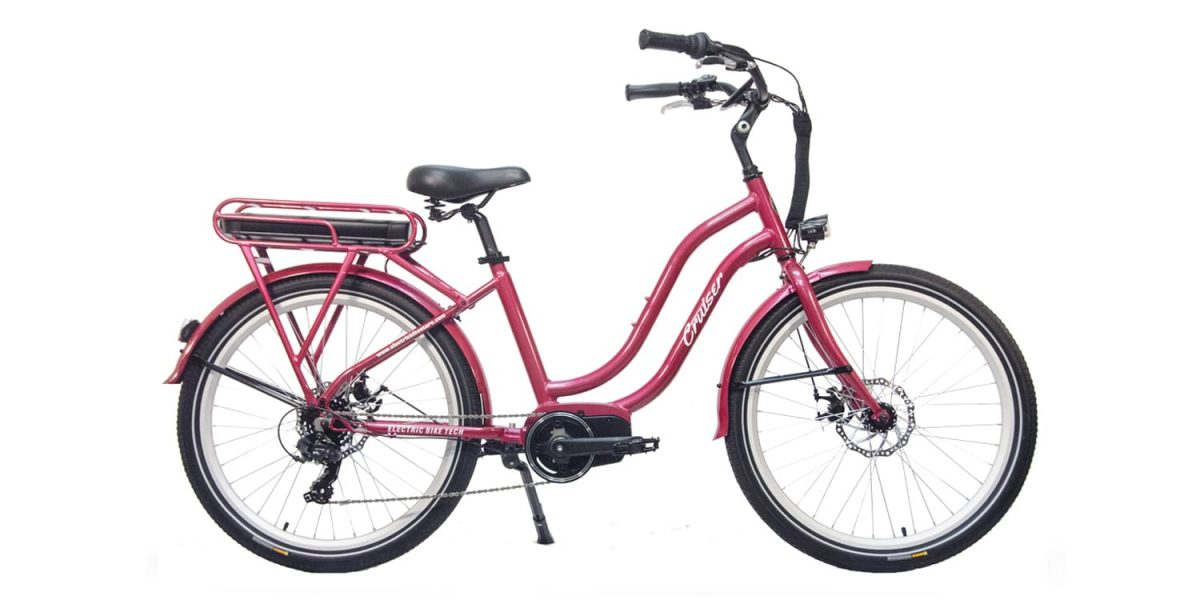 Electric Bike Technologies Electric Cruiser Bike Electric Bike Review
