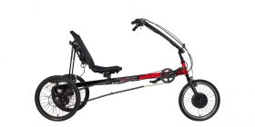 Electric Bike Technologies Electric Eco Delta Trike Electric Bike Review