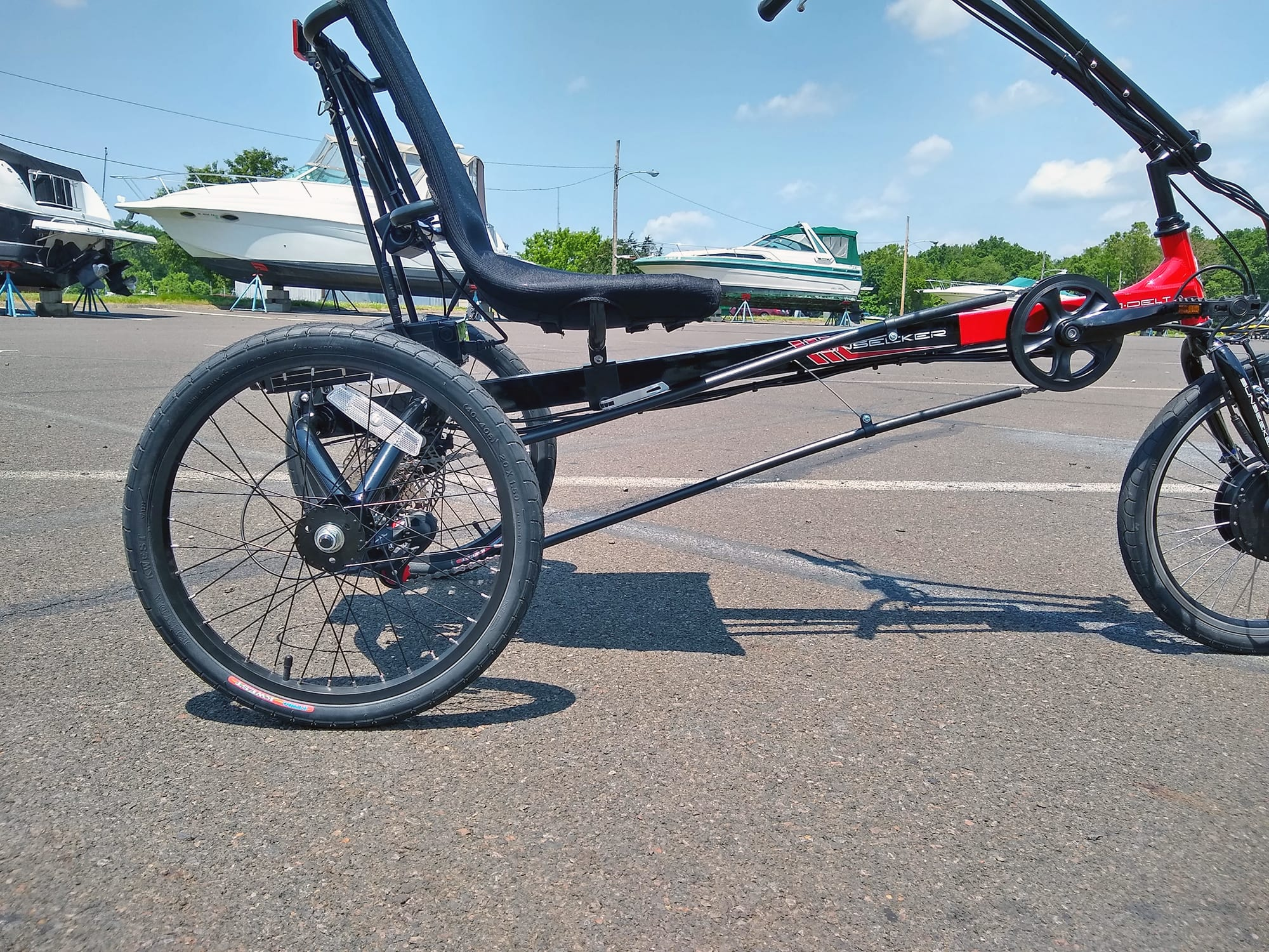 Electric Bike Technologies Electric Eco-Delta Trike Review - Prices, Specs,  Videos, Photos