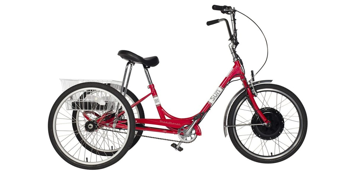Electric Bike Technologies Electric Sun Traditional Tricycle Electric Bike Review