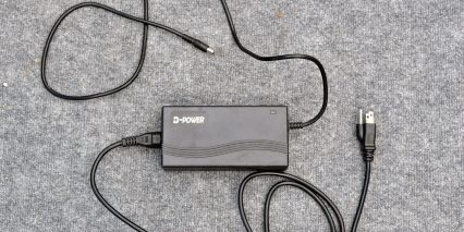 Eunorau Max Cargo 2amp Battery Charger