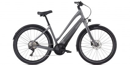 Specialized Turbo Como 4 0 Stock Step Thru Charcoal Grey