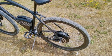 Vintage Electric Rally Schwalbe Smart Sam Nobby Tires