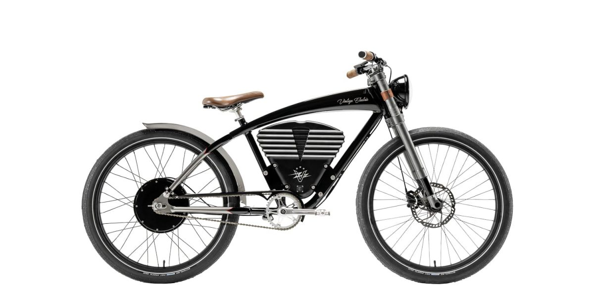 Vintage Electric Roadster Electric Bike Review