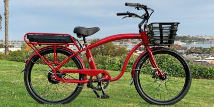 2019 Electric Bike Company Model C