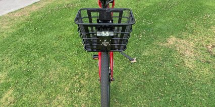 2019 Electric Bike Company Model C Front Basket With Headlight