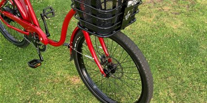 2019 Electric Bike Company Model C Rigid Fork Cruiser Tires