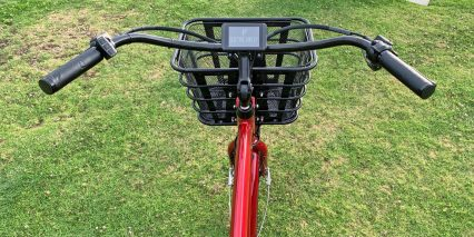 2019 Electric Bike Company Model C Swept Back Cruiser Bars Color Lcd Screen